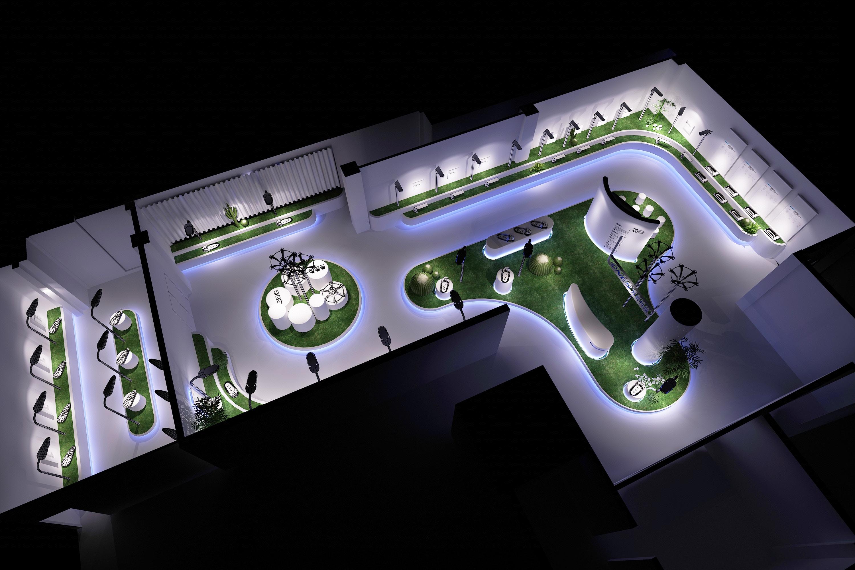 装修设计/展厅设计/装修/展览设计/展会设计/室内设计