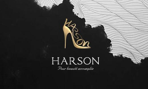 臣飞品牌设计-上海哈森鞋业logo、VI形象升级