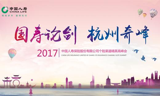 中国人寿高峰会平面设计