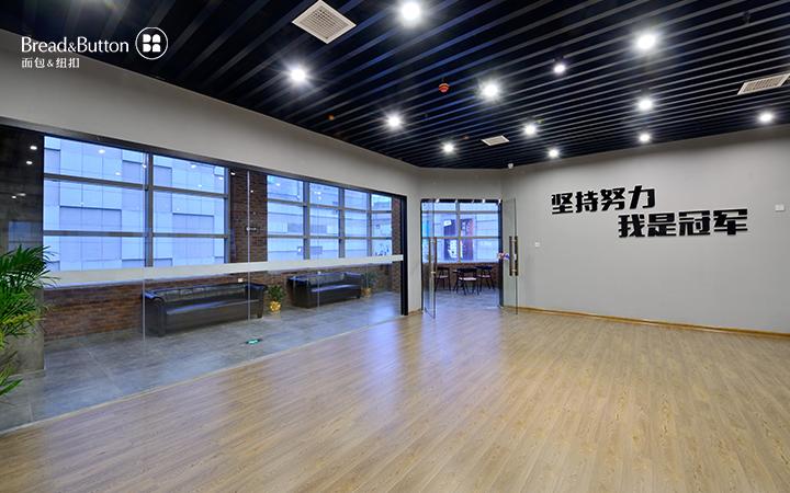 杭州装修 培训中心舞蹈教室画室钢琴房教育结构 设计加施工全包