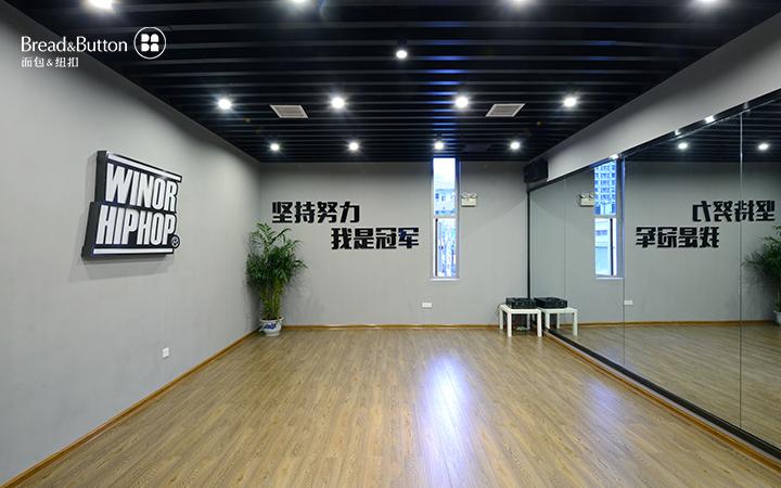 杭州裝修 培訓中心舞蹈教室畫室鋼琴房教育結構 設計加施工全包