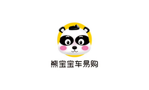 小猫-深圳熊宝宝汽车信息技术有限公司卡通形象logo vi设