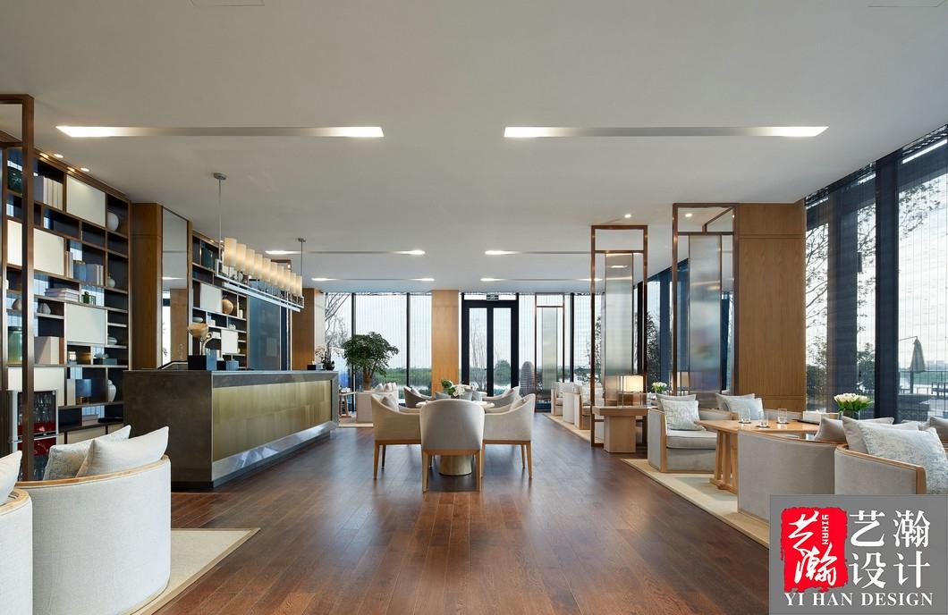 售樓部大廳效果圖設計 辦公大廳設計 酒店設計 店鋪裝修設計