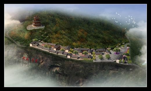 万州区长岭镇安溪村全域旅游规划及重要节点修建性详规