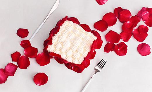 凤梨苏影像制作|KISSMILAN蛋糕拍摄(图片案例)