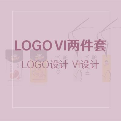 【农产品】LOGO VI两件套  初稿4方案 VI20项