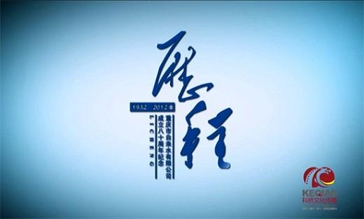 重庆市自来水有限公司80周年纪念