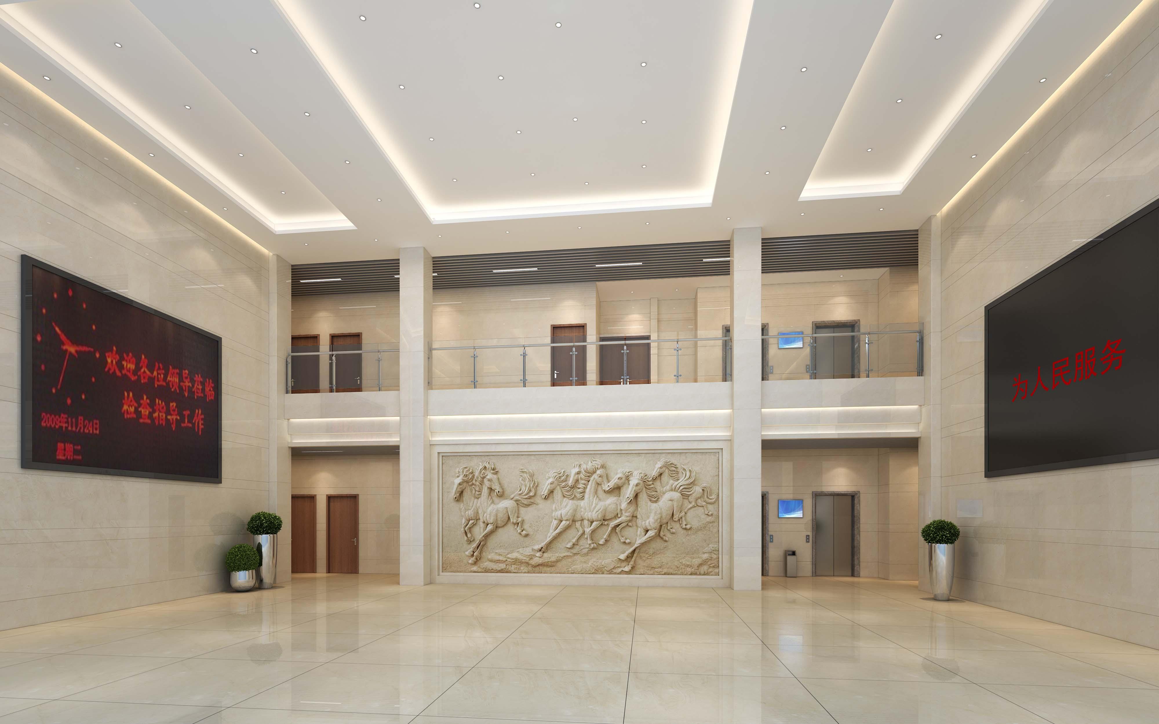 【展厅设计】店铺设计办公室设计装修设计室内设计门头效果图