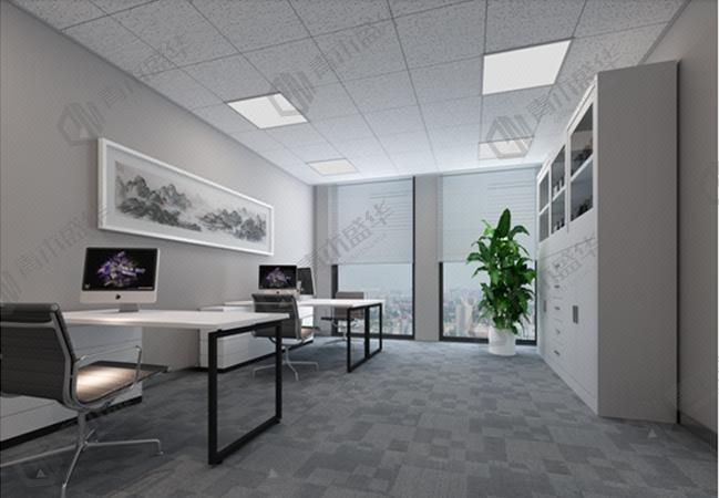 【办公室改造装修设计】办公娄办公室装修众创空间设计装修效果图