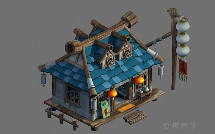 3D游戏人物、游戏场景、3Dmxa房屋专业设计动画v房屋装潢图片