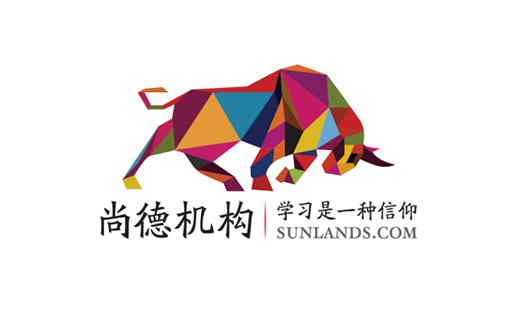 尚德机构-教育培训-logo设计
