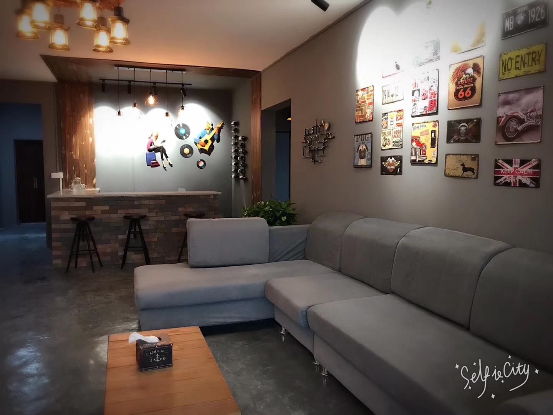 民宿硬装软装设计室内装修设计新房装修设计家装设计自建房