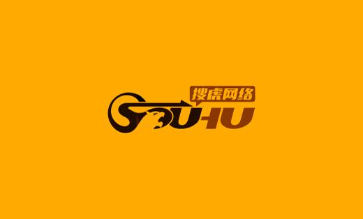 搜虎网络logo设计