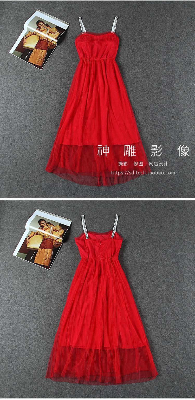 深圳服装摄影 淘宝女装平铺 挂拍 假模 摆拍 戎美杂志