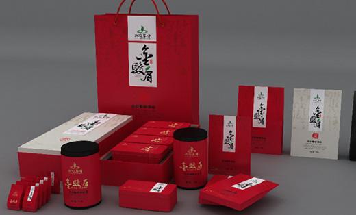 金骏眉茶叶包装设计