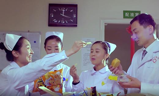 京东《我们不打烊》春节广告