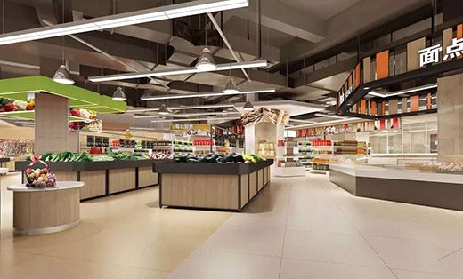 泉州超市设计