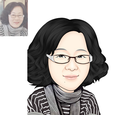 画像_【半写实头像】Q版手绘真人照片 微信卡通形象设计 漫画 画像11