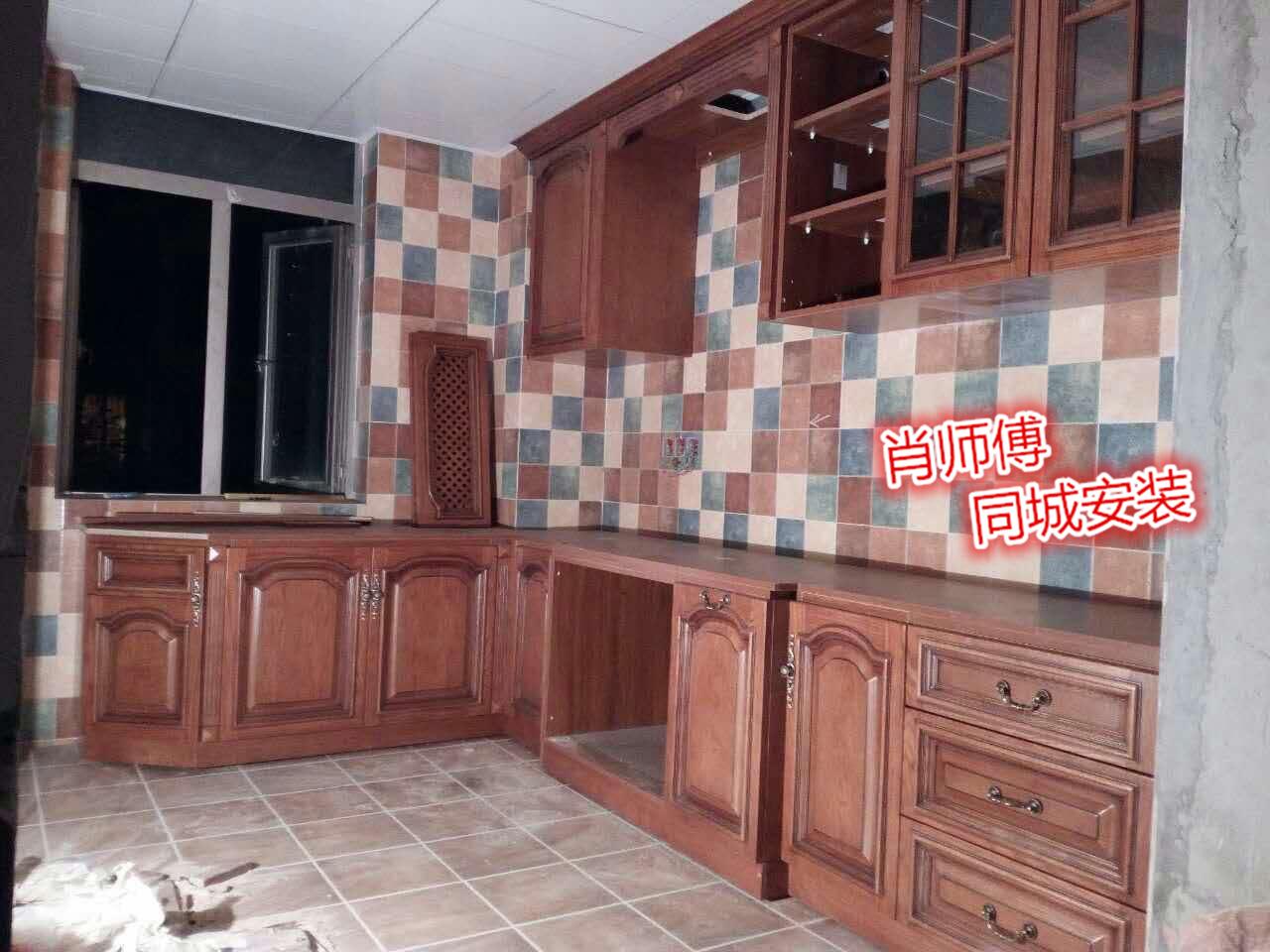 人脉服务_重庆同城家具安装工人  橱柜安装2
