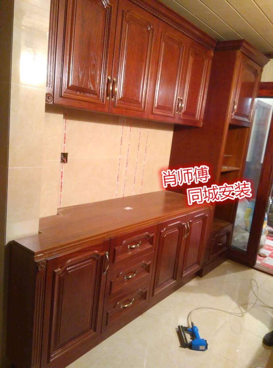 人脉服务_重庆同城家具安装工人  橱柜安装5