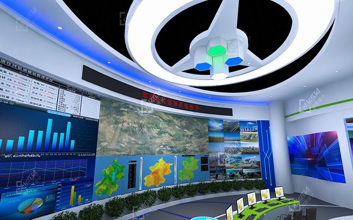 展厅装修设计 展馆设计 企业展厅 文化展厅 效果图设计 人防