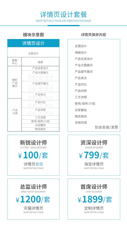 首页设计_天猫淘宝京东首页设计网店装修店铺装修电商设计首页设计详情页9