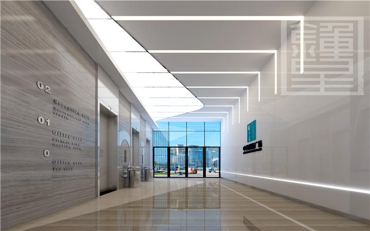 售樓處設計 售樓大廳效果圖 樓盤公共空間裝修設計 商業樓