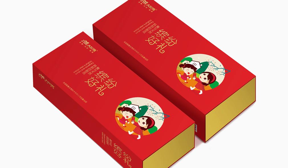 【总监操刀包装设计】高端 食品饮料 包装盒
