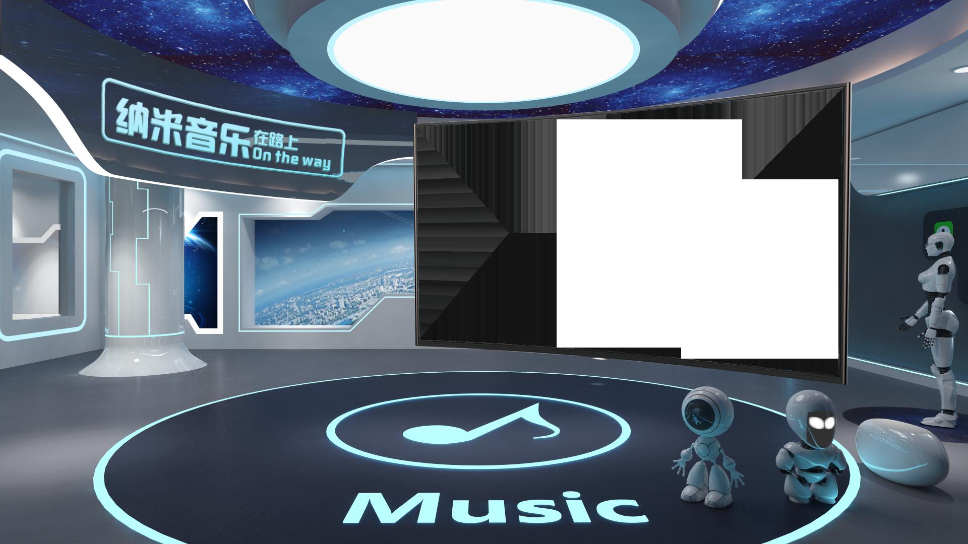 虚拟演播室3d效果图-02