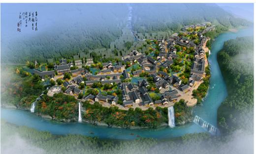 贵州省程寨乡石门旅游度假区总体规划