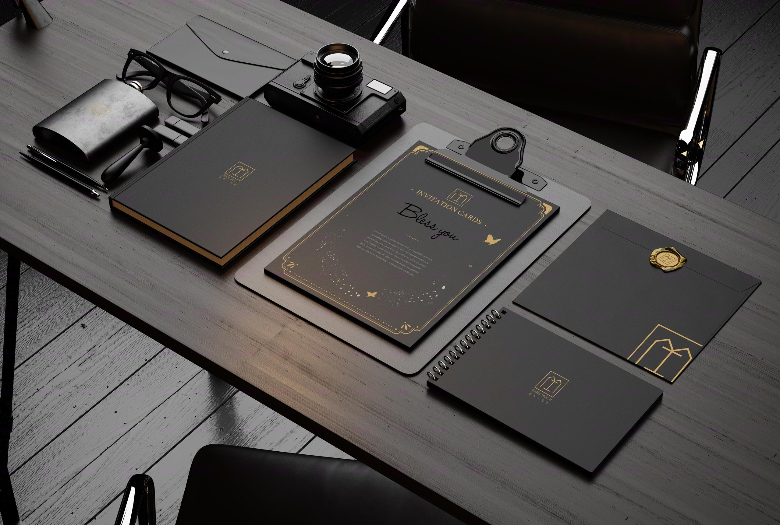 企业vi设计VI系统餐饮VI设计全套VI设计VIS设计VI