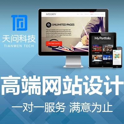 广州天问科技做/建企业网站/网站制作/网站开发网站定制网站建