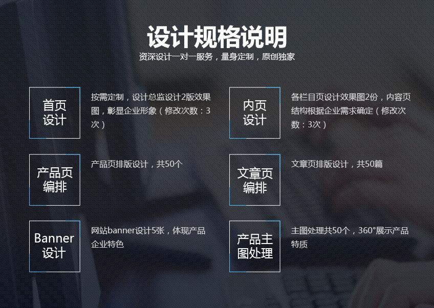 企业网站_集团企业定制 品牌网站高级定制 网站定制设计 网站三合一3