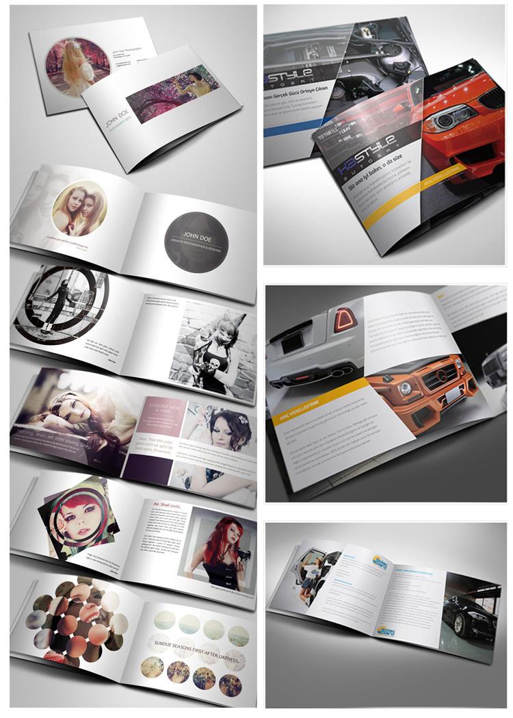 宣传册设计_联森设计 企业产品创意形象宣传商务合作画册设计5