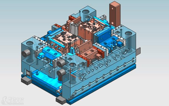 制造设计/塑料模具/模具压铸/模具设计/模具制造服务云子型图片