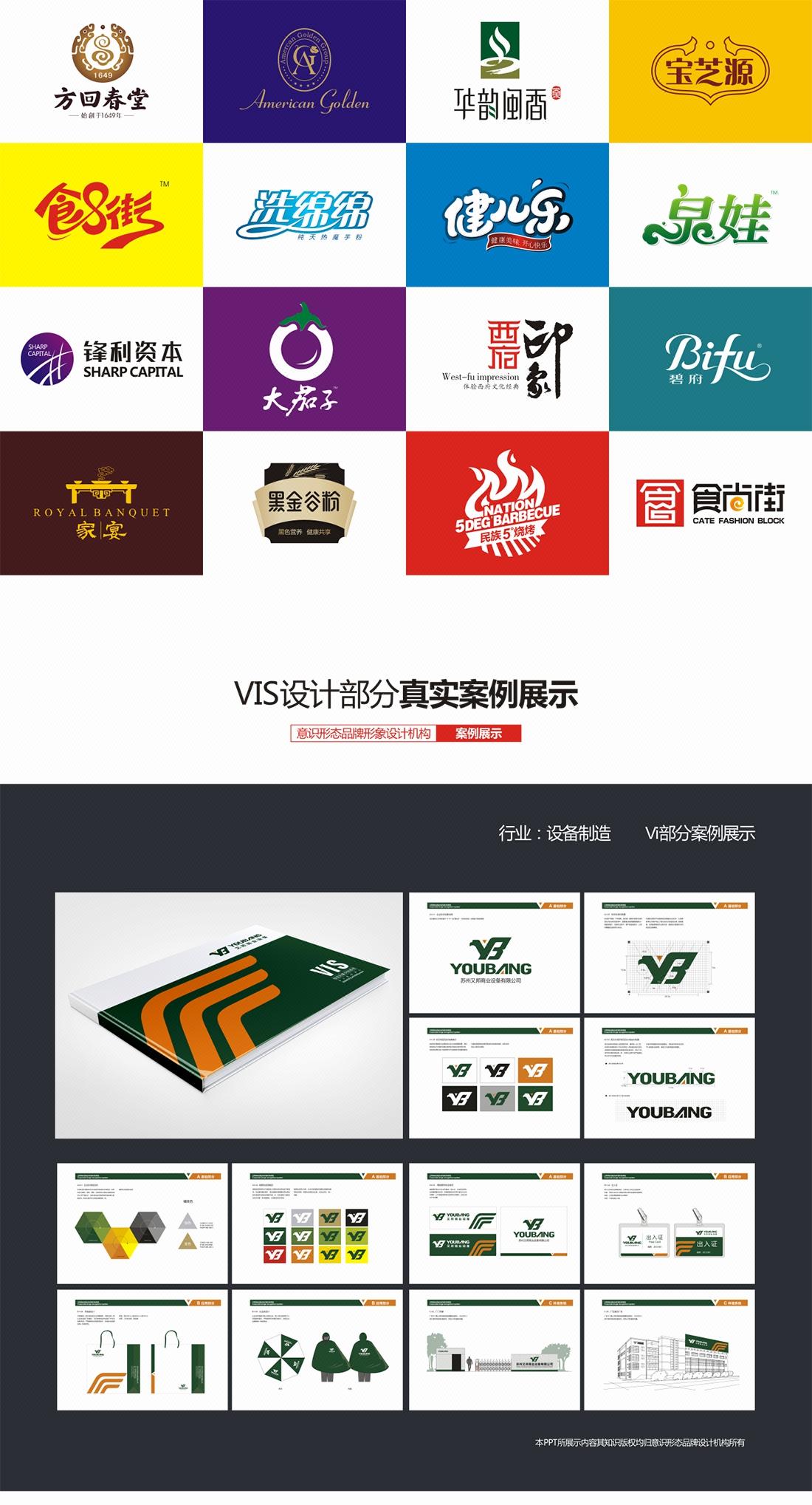 LOGO更新升级_公司企业logo设计平面餐饮门店LOGO图形标志品牌商标设计5