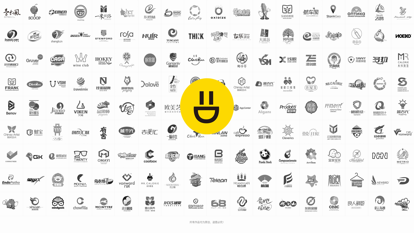 LOGO_logo公司餐饮网站品牌酒店教育卡通图标标志商标LOGO设计1