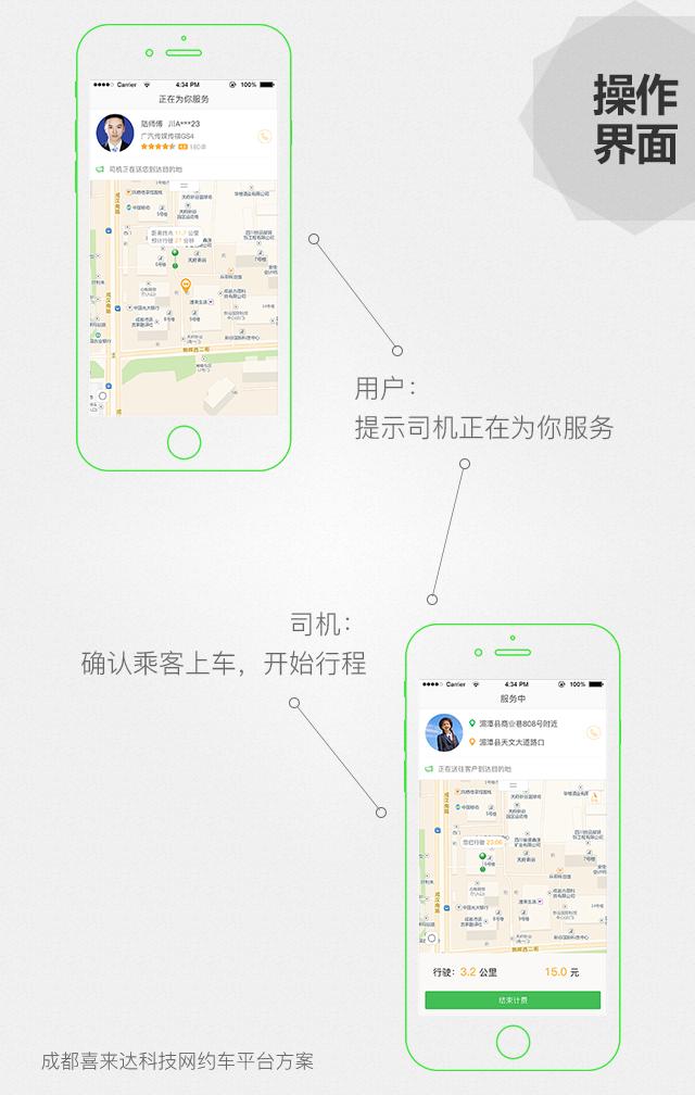 APP定制开发_打车城际拼车代驾顺风车专车网约车app开发类似滴滴打车12
