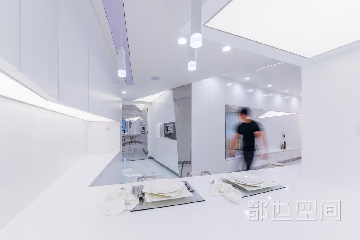 【高端室内摄影】别墅会所样板房拍摄_媲美cg效果专业图片