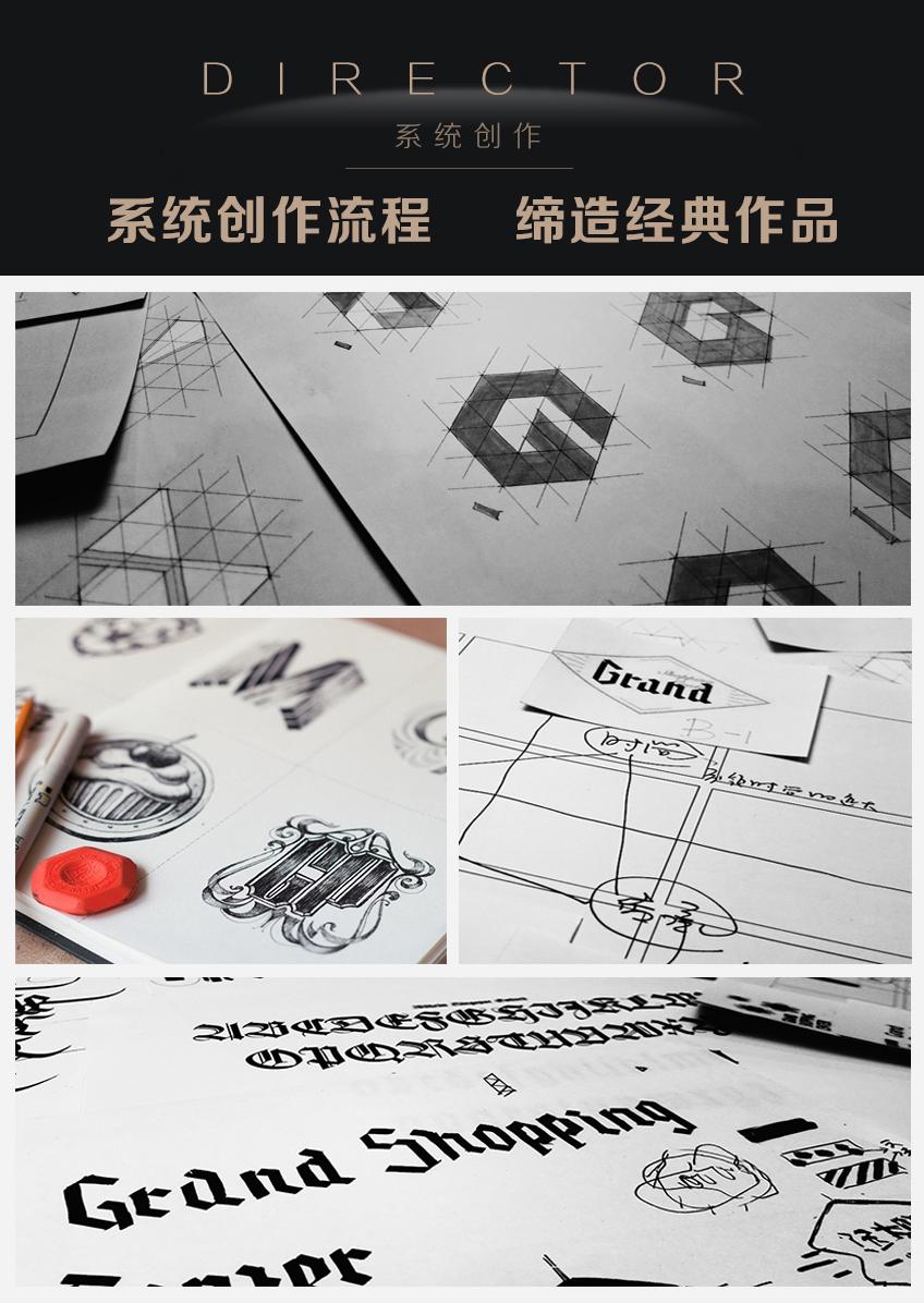 炸鸡品牌故事起名策划全案代表si形象设计,速食店面设计什么ui的中u图片