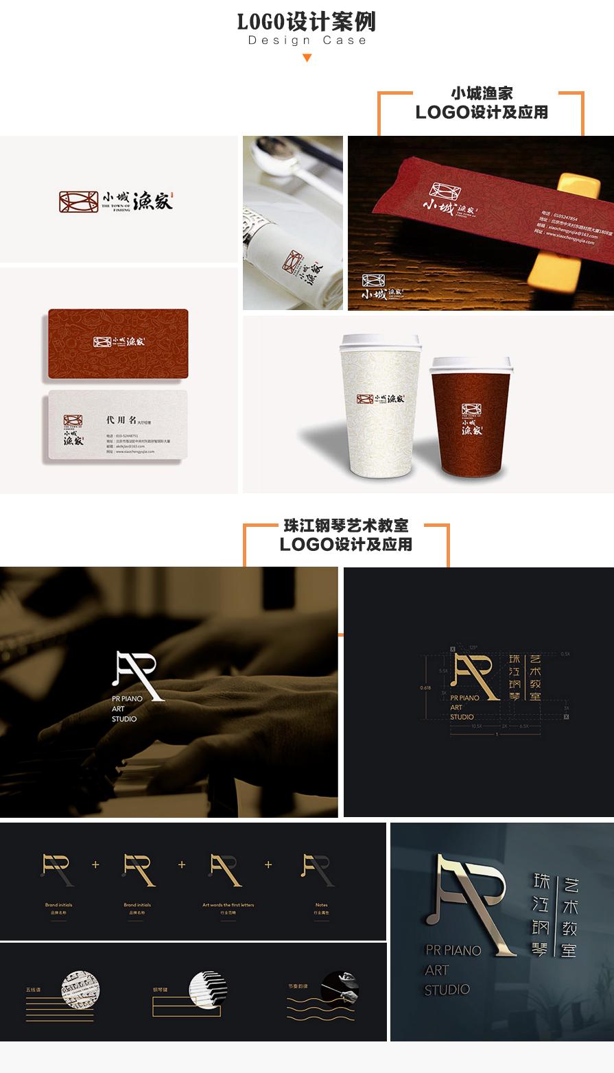 产品规划_「逗点创意」LOGO设计 标志设计 医疗/银行/酒店/物流4