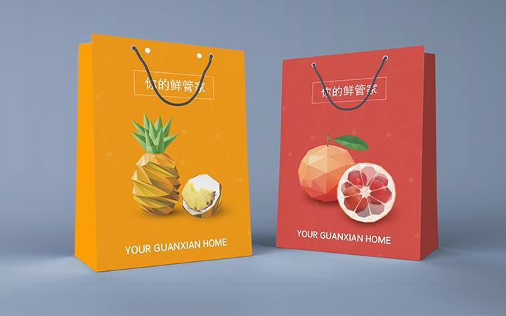 食品农产品化妆品大米酒茶叶水果饮料礼盒礼品产品包装设计资深版