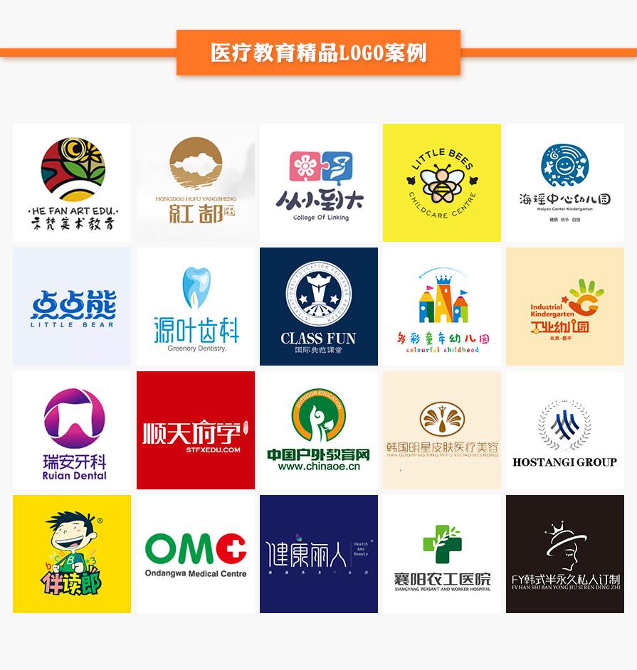 产品规划_「逗点创意」LOGO设计 标志设计 医疗/银行/酒店/物流8