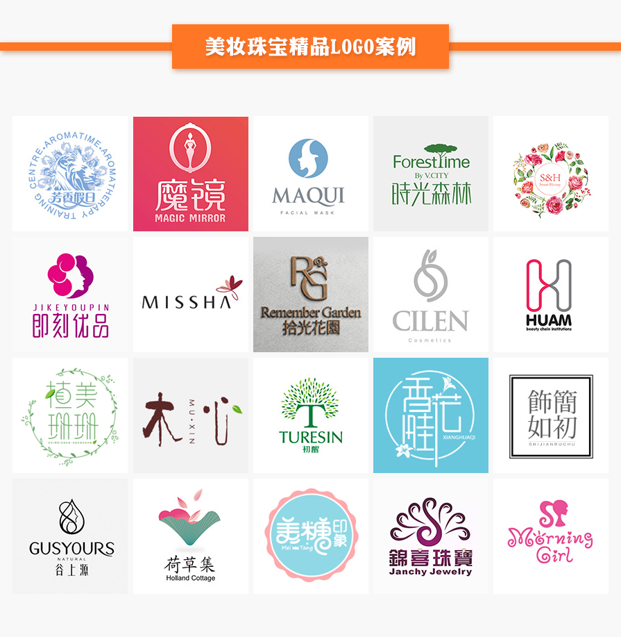 产品规划_「逗点创意」LOGO设计 标志设计 医疗/银行/酒店/物流9