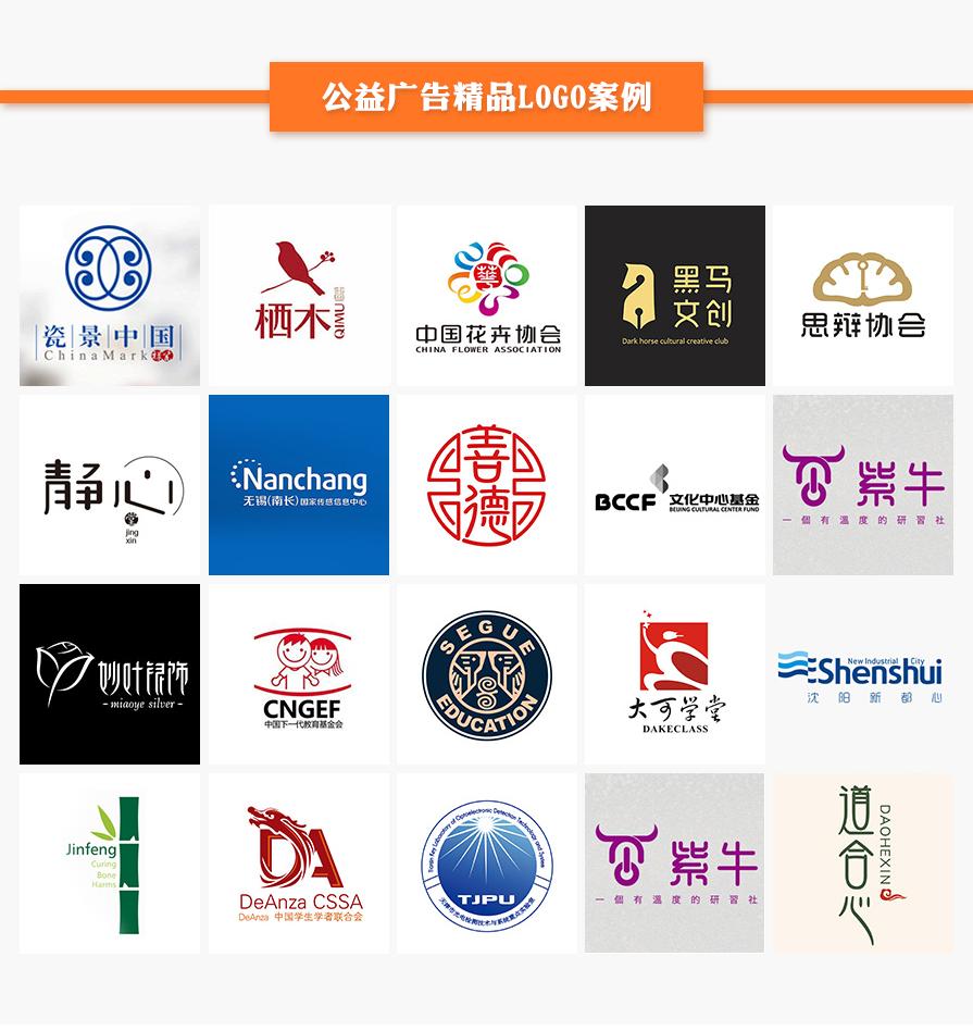 产品规划_「逗点创意」LOGO设计 标志设计 医疗/银行/酒店/物流10