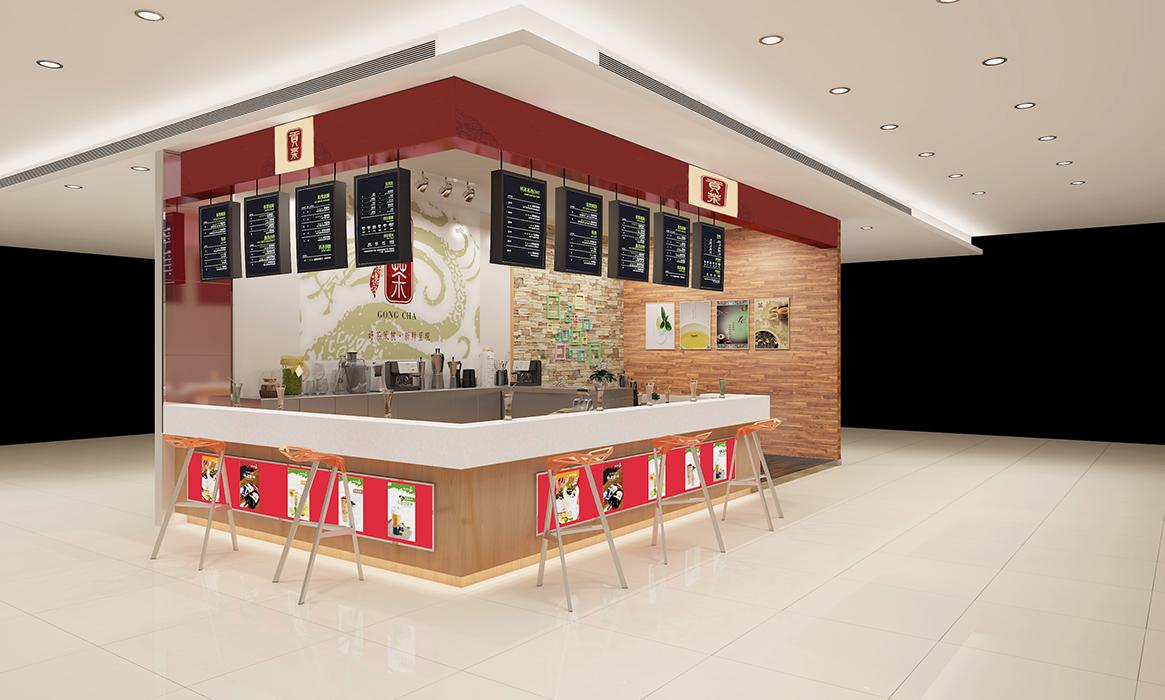 餐饮设计,饮品店设计 小吃档口设计 甜品店设计 水吧图片
