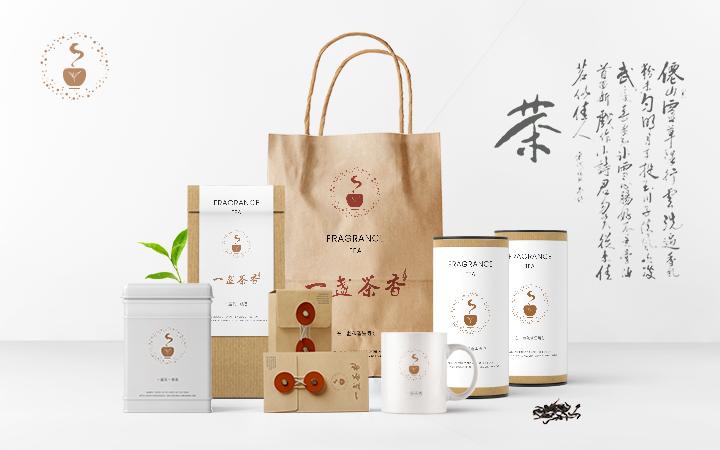 艺泽创意原创包装设计 茶包装设计食品包装盒子创意产品包装