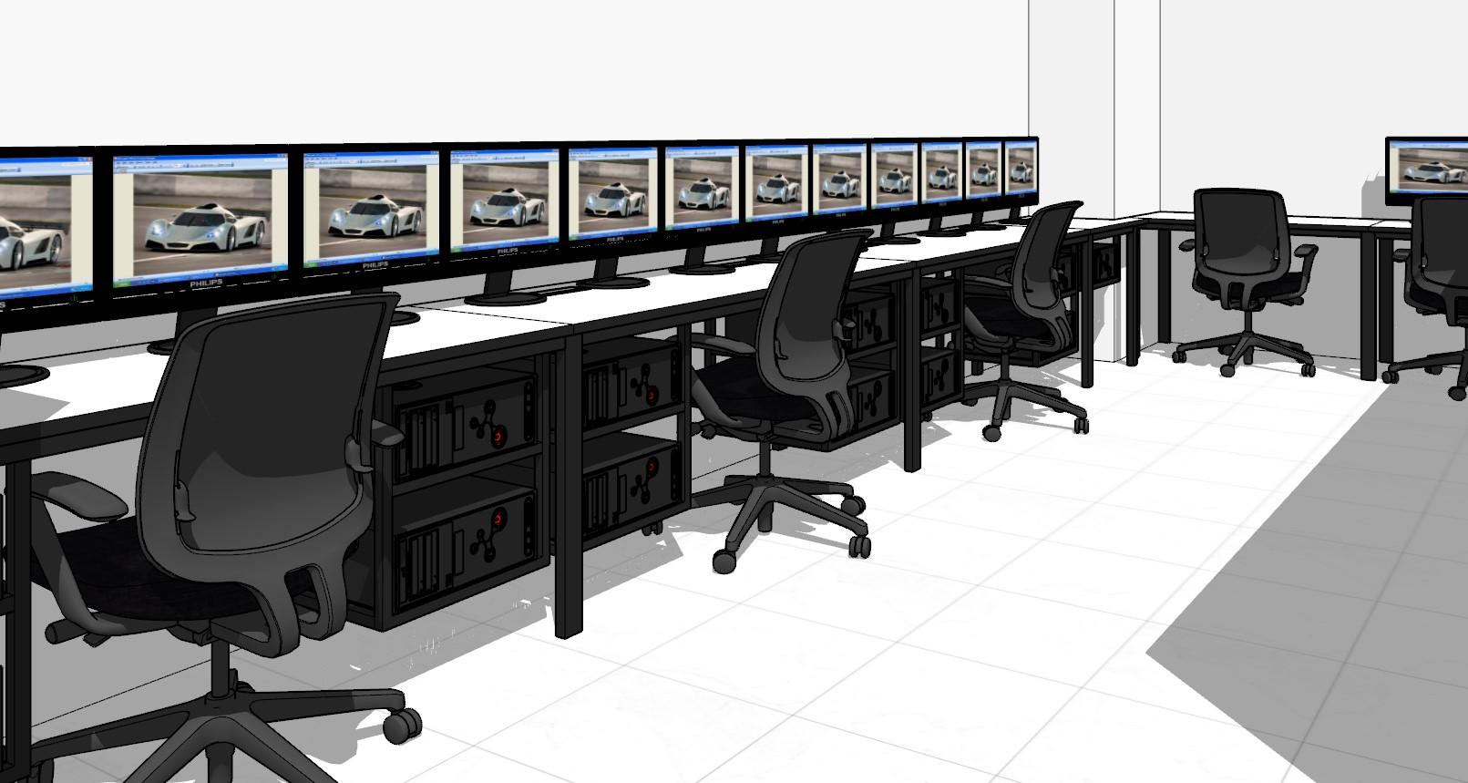 CAD绘图家具设计效果图三维摆放建模布置图家三维cad图户型图片