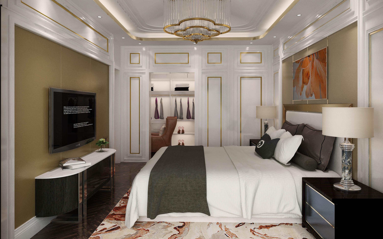 【家装设计】装修设计室内效果图设计别墅自建房设计新房空间设计