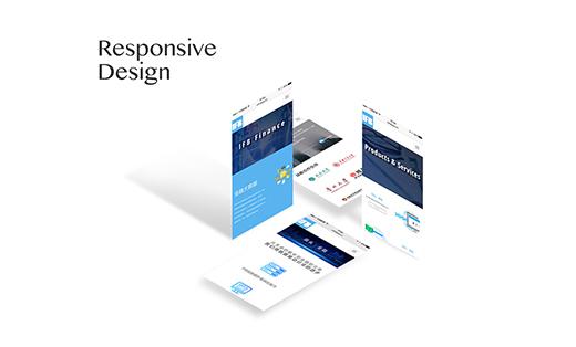 专题设计/网页设计/落地页面/网站设计